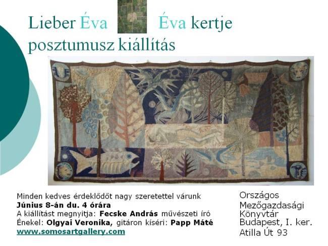 Lieber Éva